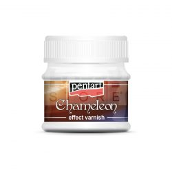 Pentart Chameleon lakk ezüst 50 ml