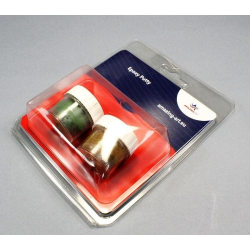 AMAZING ART Két komponensű tömítő anyag (epoxy putty)