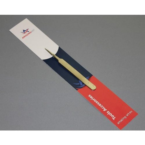 AMAZING ART - Precíziós csipesz (Tweezer) makettezéshez 11cm