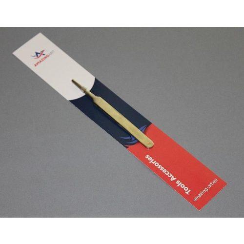AMAZING ART- Precíziós csipesz (Tweezer)  makettezéshez 11cm