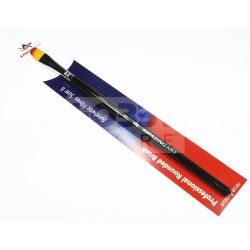 AMAZING ART 6-os lekerekített szélű szintetikus lapos ecset 5902641618925
