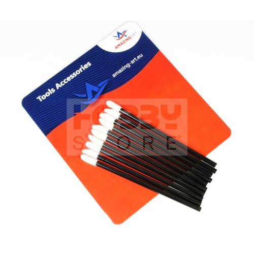 AMAZING ART Weathering Mini Brush ecset szett (10 darab) 5902641619625