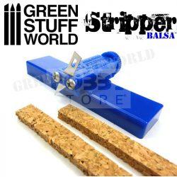 Green Stuff World Balsa vágó szerszám (Balsa Stripper)