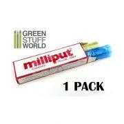 Milliput Standard Yellow-Grey két komponensű epoxy tömítő-formázó gitt