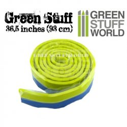 Green Stuff World GREEN STUFF (93 cm) két komponensű tömítő formázó putty 93 cm