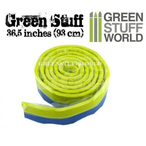 Green Stuff World GREEN STUFF (93 cm) két komponensű tömítő formázó putty 93 cm