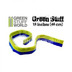 Green Stuff World GREEN STUFF (46 cm) két komponensű tömítő formázó putty 46 cm