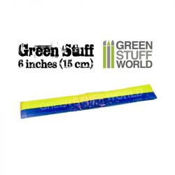 Green Stuff World GREEN STUFF két komponensű tömítő formázó putty 15 cm