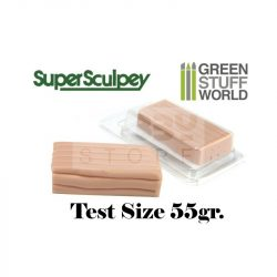 Green Stuff World Super Sculpey Beige (55 g)r süthető formázó gyurma