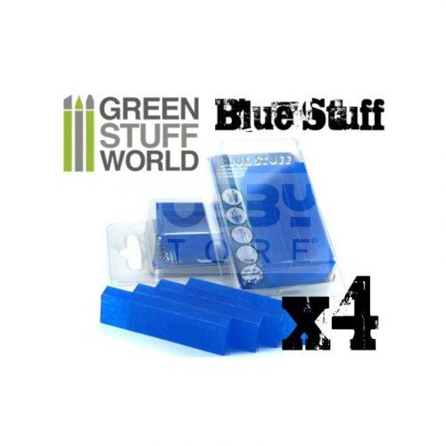 Green Stuff World BLUE STUFF (4) thermoplasztikus formázóanyag