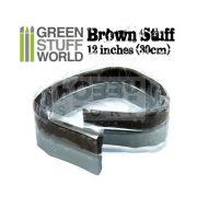 Green Stuff World Brown STUFF (30 cm)  két komponensű tömítő formázó putty 30 cm