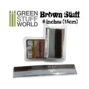 Green Stuff World Brown STUFF két komponensű tömítő formázó putty 15 cm