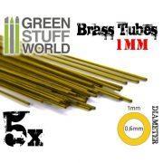 Green Stuff World 1 mm-es rézcső profil