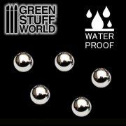 Green Stuff World Festékkeverő tégely (Paint Mixing Bottle 5 in 1 17ml)