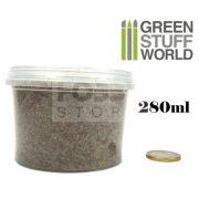 Green Stuff World BURNT statikus szórható műfű (Static Grass Flock - 3 mm - Burnt - 280 ml)