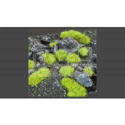 Gamers Grass TUFTS Realisztikus Bright Green 2mm - Világos Zöld színű fűcsomók diorámához (2 mm self-adhesive - BRIGHT GREEN)