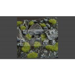 Gamers Grass TUFTS Realisztikus Dry Green 2mm - fűcsomók diorámához (2 mm self-adhesive - DRY GREEN)