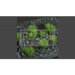 Gamers Grass TUFTS Realisztikus Strong Green-élénkzöld színű fűcsomók diorámához (6 mm self-adhesive - Strong Green)