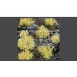 GAMERS GRASS SHRUBS TUFTS Realisztikus bézs színű bokrok diorámához (6 mm self-adhesive - Beige)
