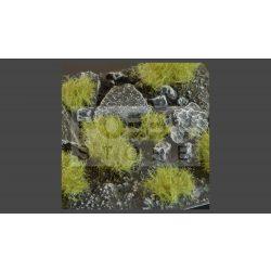 GAMERS GRASS SHRUBS TUFTS Realisztikus zöld színű bokrok diorámához (6 mm self-adhesive - Dense Green)
