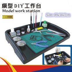 U-STAR Mobil munkaasztal makettezéshez (Handy Work Bench) UA90083