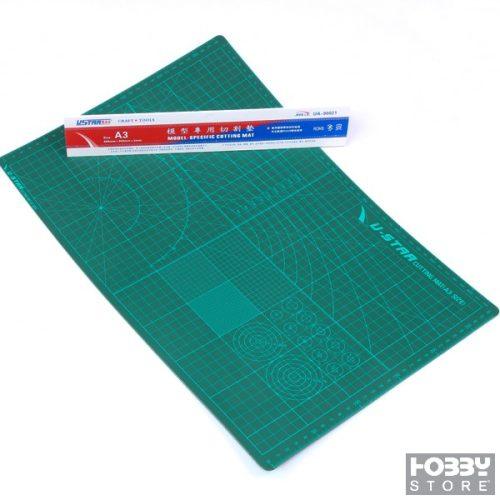 U-STAR A2-es Vágólap (Cutting Mat) makettezéshez UA91016