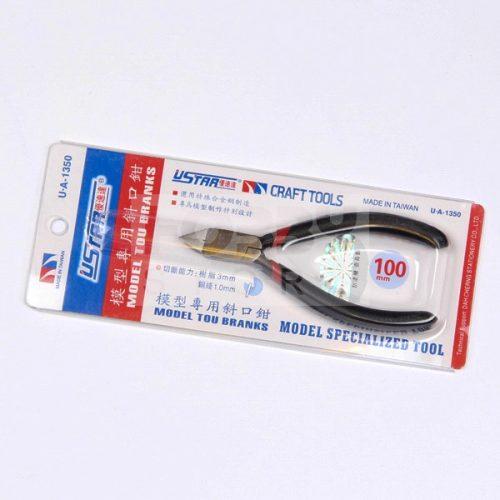 U-STAR Csípőfogó-oldalvágó makettezéhez (Diagonal Cutting Plier For Intermediate Level) UA91350