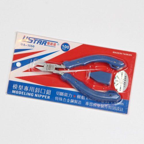 U-STAR Csípőfogó-oldalvágó (Diagonal Cutting Plier For Intermediate Level) UA91550