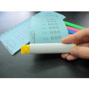 U-STAR Csiszoló készlet (Handheld Device Of Sand Paper 10 in 1) UA91598