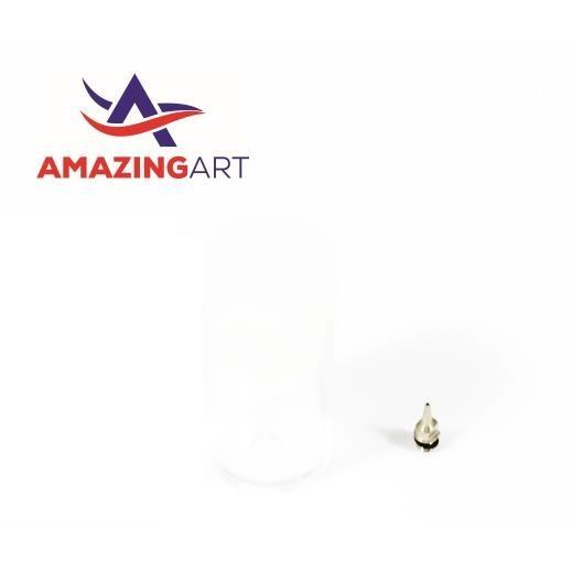 AMAZING ART 0.2-es méretű dűzni szórópisztolyhoz 5902641615276