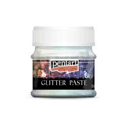 Pentart Glitterpaszta finom irizáló 50 ml 13059