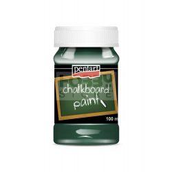 Pentart Táblafesték zöld 100 ml