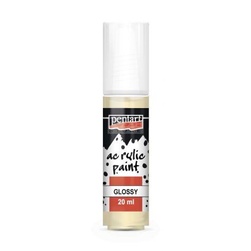 Pentart Fényes bézs színű akril bázisú hobbi festék 20 ml