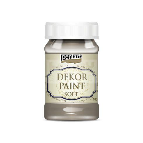 Pentart Dekorfesték lágy (chalky) homok 100 ml 21640