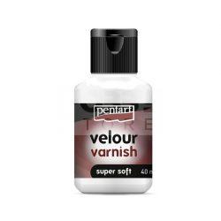 Pentart Velúr lakk 40 ml
