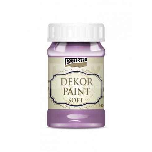 Pentart Dekorfesték lágy (chalky) szeder 100 ml 25227