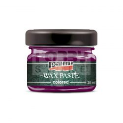 Pentart Viaszpaszta magenta 20 ml 26674