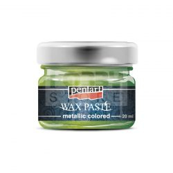 Pentart metálzöld színű viaszpaszta 20 ml 26685