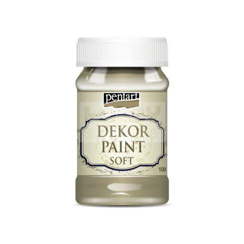 Pentart Dekorfesték lágy (chalky) vintage bézs 100 ml 29340