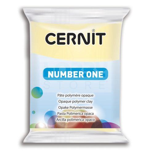 Cernit süthető gyurma N°1, 56 g - vanília 29512