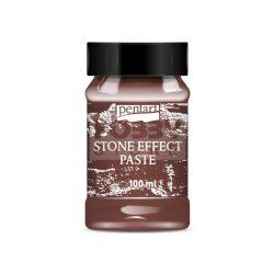 Pentart Kőhatású paszta (Stone Effect Paste)-terrakotta színű 29710