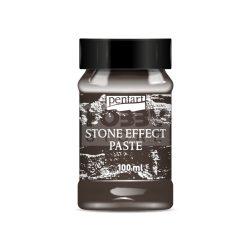 Pentart Kőhatású paszta (Stone Effect Paste)-barnagránit színű 29711