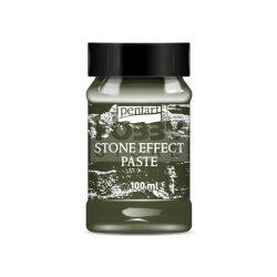 Pentart Kőhatású paszta (Stone Effect Paste)-zöldgránit színű 29712