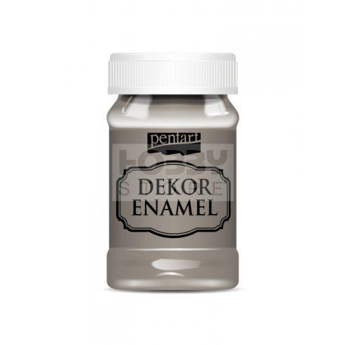 Pentart Dekor Zománcfesték (Dekor Enamel) vintage barna 100 ml 34128