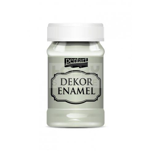 Pentart Dekor Zománcfesték (Dekor Enamel) zuzmózöld 100 ml 34162
