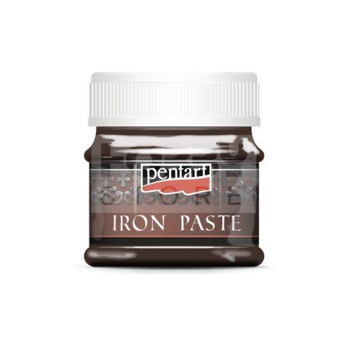 Pentart Vaspaszta vörösbarna 50 ml 4204