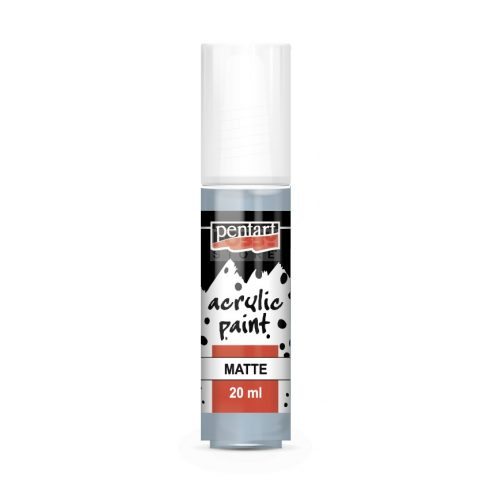 Pentart Matt country-kék színű akril bázisú hobbi festék 20 ml 4316