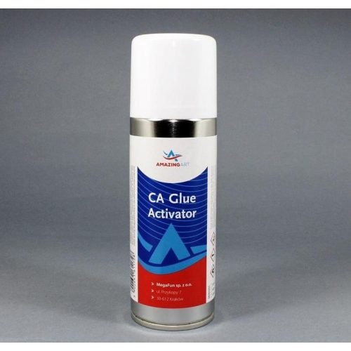 AMAZING ART - Pillanatragasztó aktivátor spray 200 ml