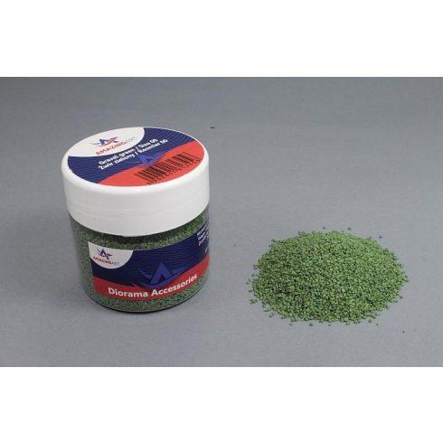 AMAZING ART Green Gravel (zöld kavics) makettezéshez-dioráma készítéshez
