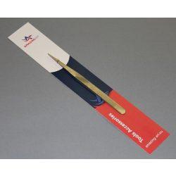 AMAZING ART -  Precíziós csipesz (Tweezer)  makettezéshez 13,5cm